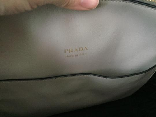 Prada Tote in Light Gray (Pomice)