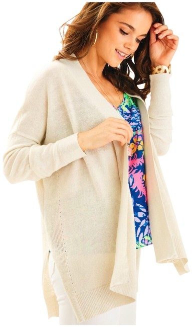 Preload https://img-static.tradesy.com/item/23842437/lilly-pulitzer-taupe-melly-cardigan-size-6-s-0-1-650-650.jpg