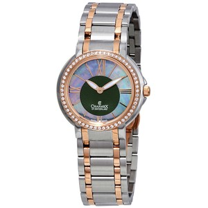 Charmex Charmex Crystal Ladies Two Tone Watch