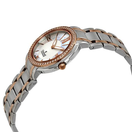 Charmex Charmex Crystal White Mother of Pearl Dial Ladies Watch