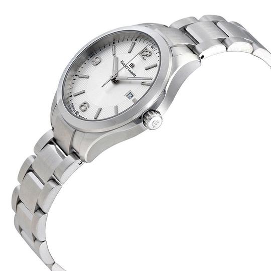 Maurice Lacroix Maurice Lacroix Miros Date Silver Dial Stainless Steel Ladies Watch