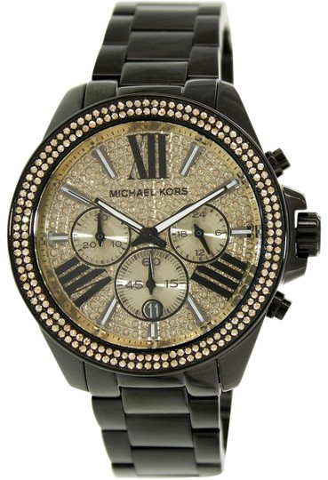 Preload https://img-static.tradesy.com/item/23842526/michael-kors-black-mk5961-wrist-for-women-watch-0-1-540-540.jpg