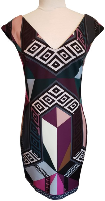 Preload https://img-static.tradesy.com/item/23842688/versace-collection-milticolor-short-night-out-dress-size-4-s-0-1-650-650.jpg