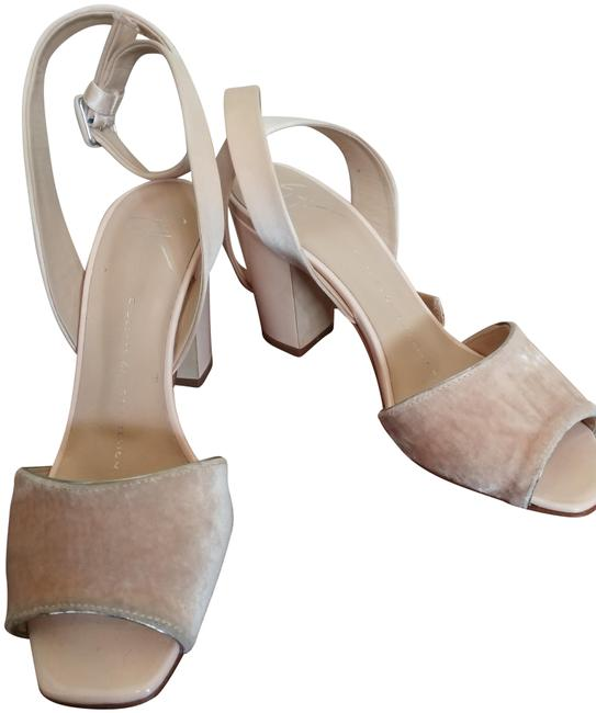 Item - Sand Pink Made In Italy Sandals Size EU 36 (Approx. US 6) Regular (M, B)