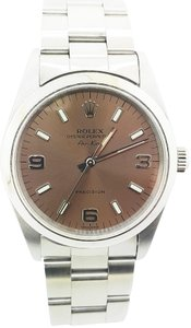 Rolex Rolex Air-King with Salmon Dial automatic 34mm Watch