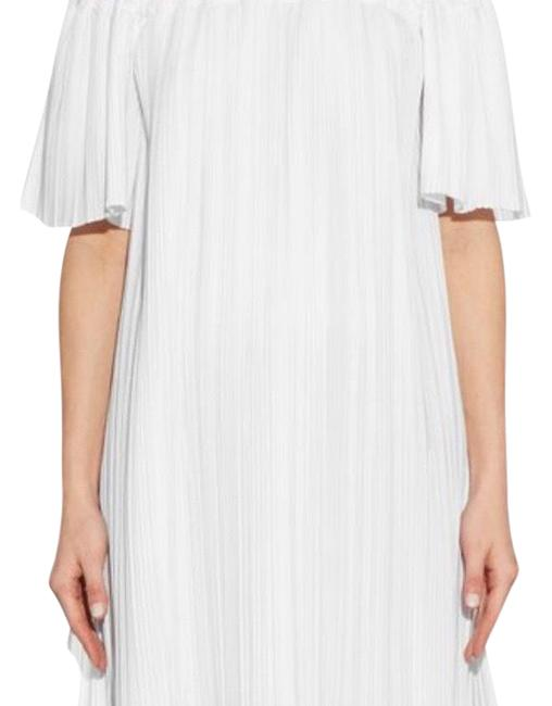 Item - White The Shoulder Tunic Size 4 (S)