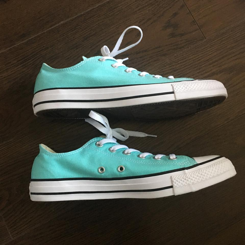 c4c1b875a8d2 Converse Aruba Blue 130118f-unisex Chuck Taylor All Star Oxford Sneakers  Sneakers Size US 10 Regular (M