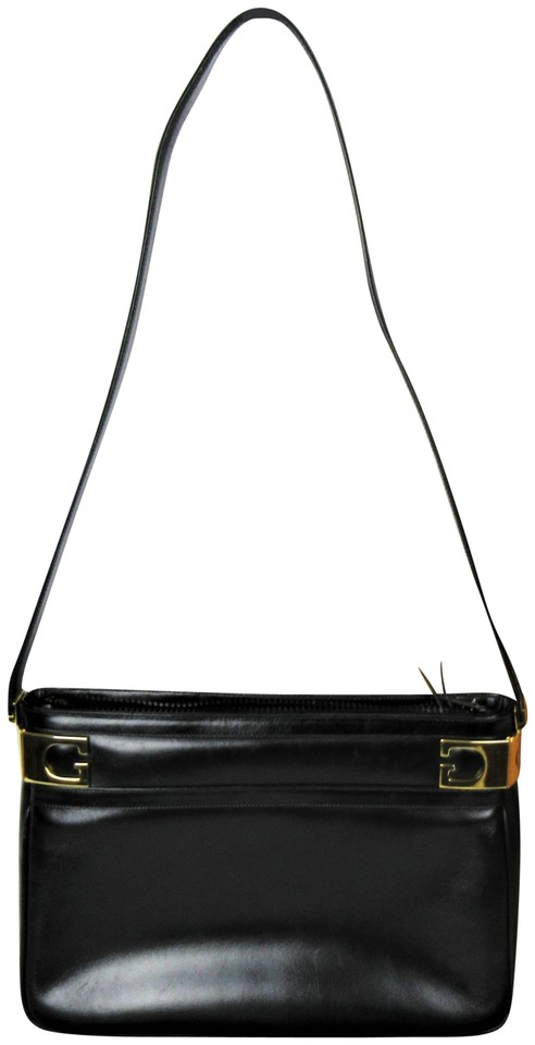 e8b8e399afca Gucci Bold Gold Gg Great For Everyday Dressy Or Casual Shoulder Bag Image 0  ...