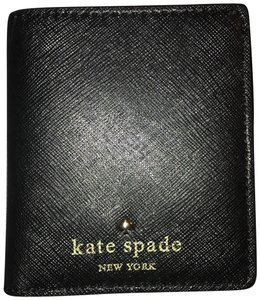 Kate Spade Kate spade stacy saffiano leather bifold wallet