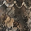 Bar lll Gray and Black Lace Front Tunic Size 12 (L) Bar lll Gray and Black Lace Front Tunic Size 12 (L) Image 6