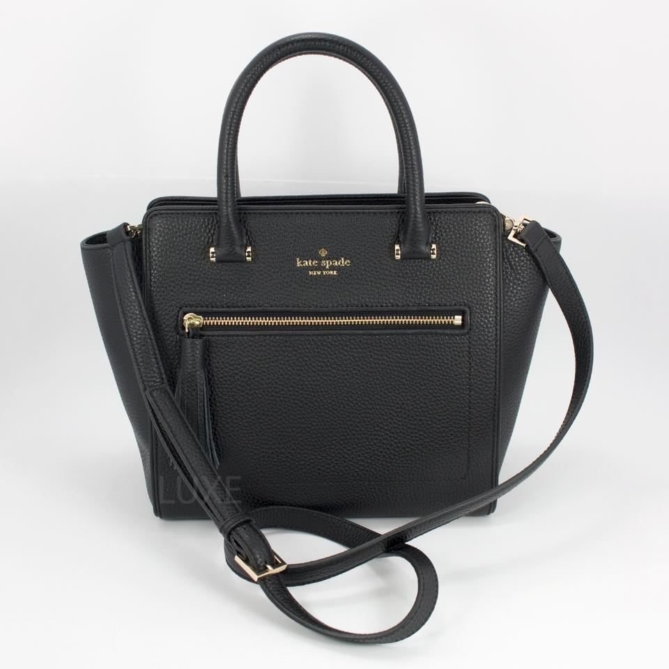 95204d3939c6 Kate Spade Crossbody Small Allyn Chester Street 098687021609 Satchel in  Black ...