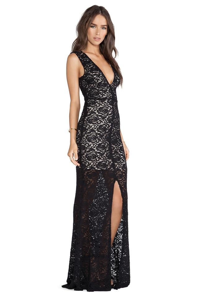 Black Olivia Alice Dress Cocktail Mia 4Tnx5xwqA