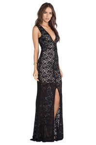 Alice + Olivia Mia Lace Maxi For Love And Lemons Lace Night Out Dress
