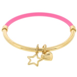 Marc by Marc Jacobs NWT $68 MARC JACOBS PINK BRACELET
