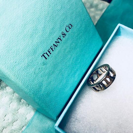 Tiffany & Co. Open Atlas Ring 6.5 Image 4