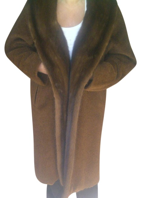 Item - Brown Teddy Bear Coat Size 10 (M)