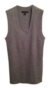 Banana Republic Ribbed Vest Wool Sweater