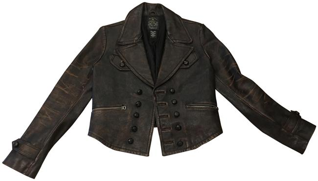 Preload https://item1.tradesy.com/images/polo-ralph-lauren-brown-aviator-leather-jacket-size-os-23848160-0-1.jpg?width=400&height=650