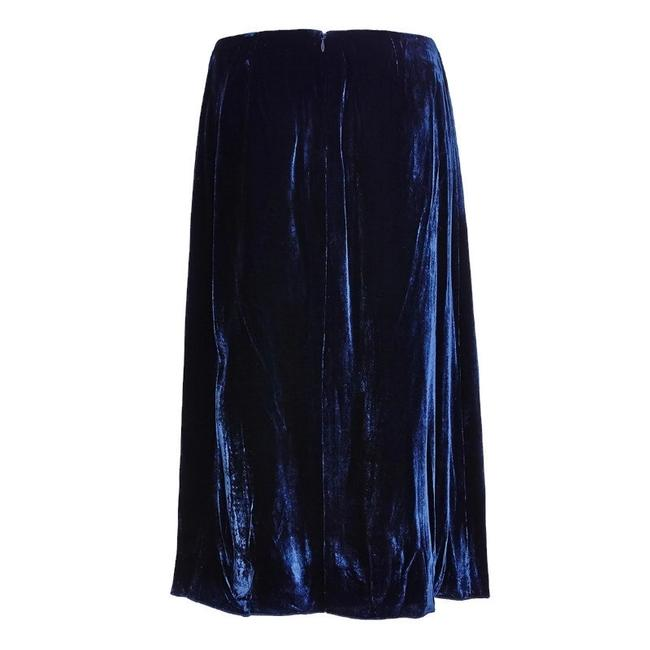 Nina Ricci Skirt Midnight Blue
