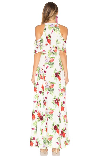 white Maxi Dress by Privacy Please