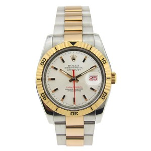 Rolex Rolex Datejust Stainless Steel & Yellow Gold Turn-O-Graph 36mm