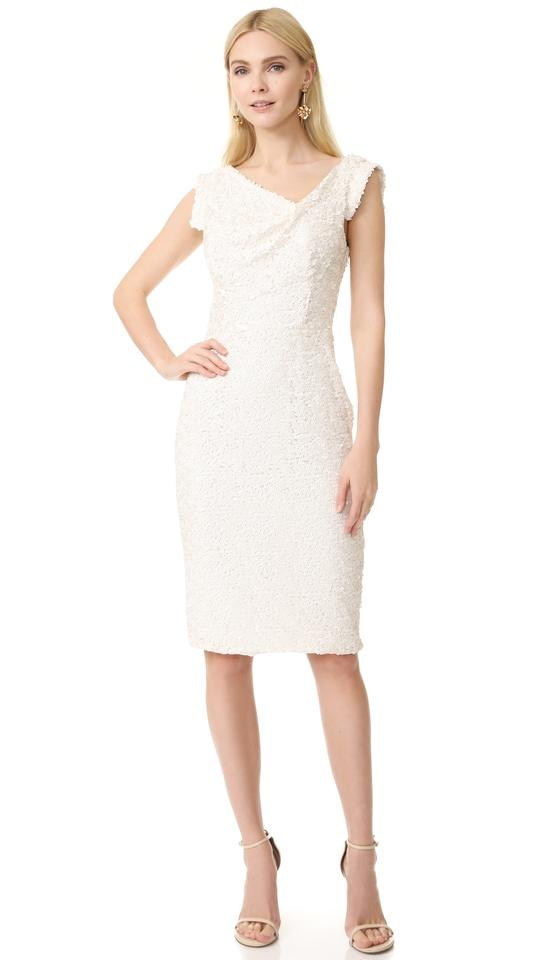 Anniversary Halo Jackie Collection Dress O White Cocktail Sheath Black xzq7Ua