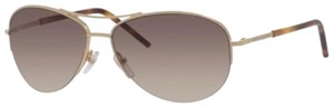 Marc by Marc Jacobs Marc by Marc Jacobs gold aviators
