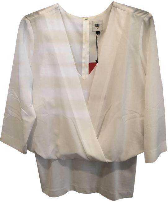 Preload https://item1.tradesy.com/images/cabi-white-indulge-blouse-size-8-m-23848510-0-1.jpg?width=400&height=650