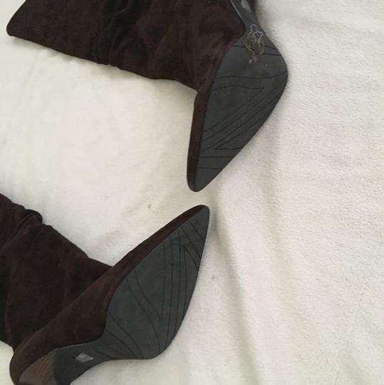 Fitzwell brown suede Boots