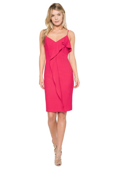 Preload https://img-static.tradesy.com/item/23848571/black-halo-red-women-s-pink-kiki-sheath-mid-length-cocktail-dress-size-8-m-0-0-650-650.jpg