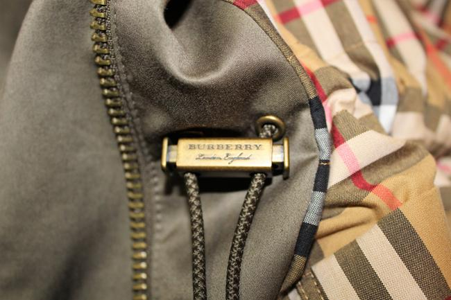 Burberry Studded Rockstud Trench Coat