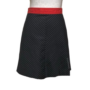 Tommy Hilfiger Skirt Navy Red