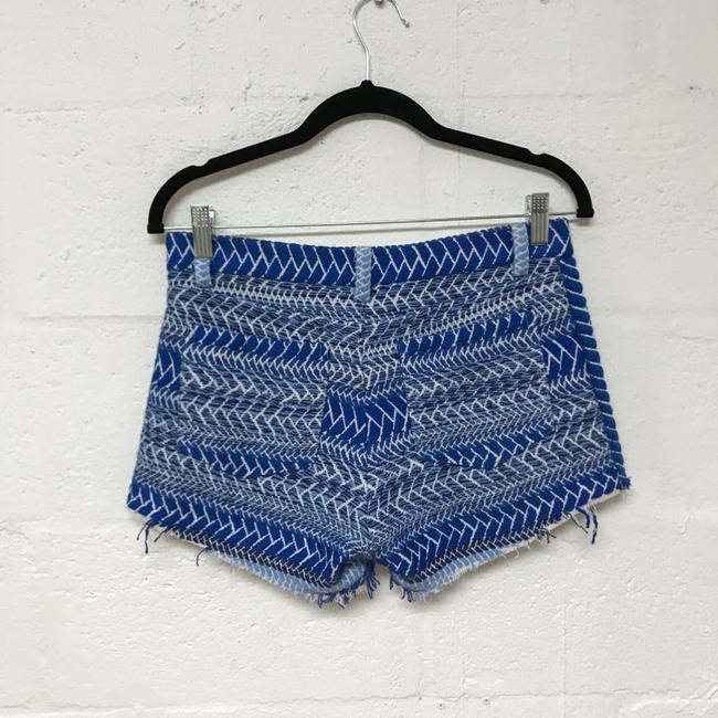 IRO Hamel 36 Mini/Short Shorts Blue