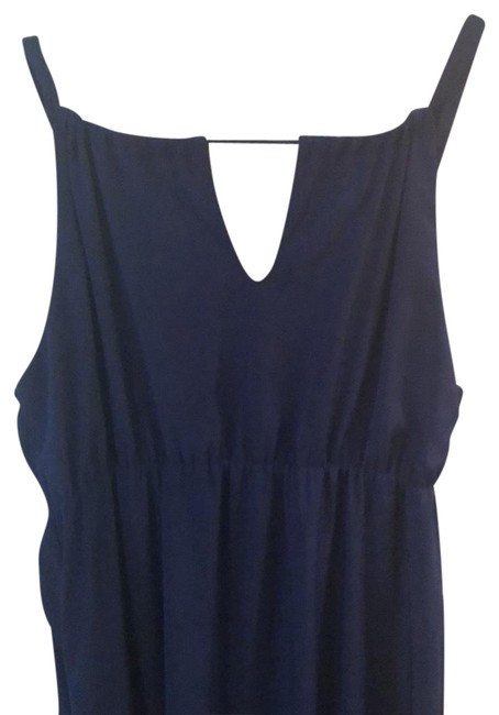 Preload https://item5.tradesy.com/images/old-navy-blues-silk-long-casual-maxi-dress-size-6-s-23848624-0-1.jpg?width=400&height=650