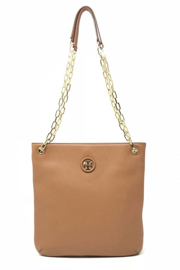 Preload https://item5.tradesy.com/images/tory-burch-whipstitch-logo-swingpack-shoulder-brown-leather-cross-body-bag-23848689-0-1.jpg?width=440&height=440