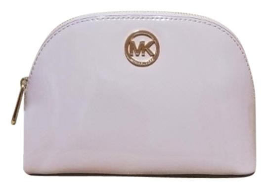 Preload https://item1.tradesy.com/images/michael-kors-ballet-pink-fulton-large-pouch-jet-set-large-pouch-cosmetic-bag-23848725-0-1.jpg?width=440&height=440