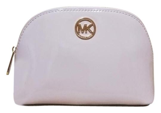 Preload https://item1.tradesy.com/images/michael-kors-ballet-pink-fulton-large-pouch-jet-set-large-pouch-cosmetic-bag-23848730-0-1.jpg?width=440&height=440