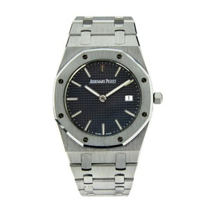 Audemars Piguet Audemars Piguet Royal Oak Stainless Steel with Black Dial 33mm