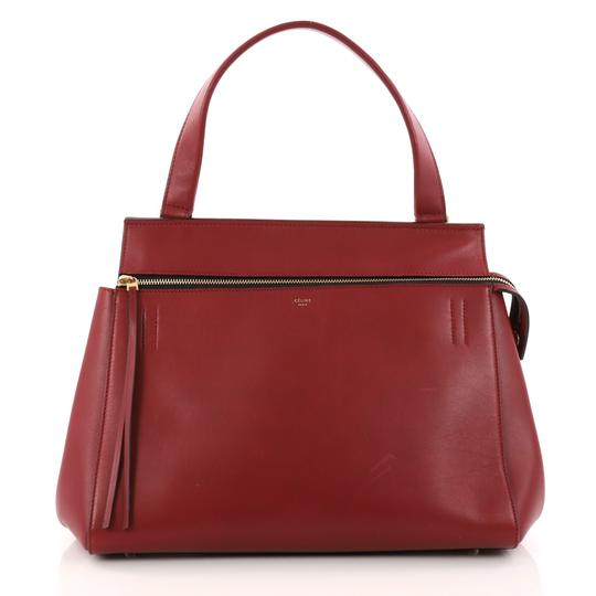 Preload https://item2.tradesy.com/images/celine-edge-small-red-leather-messenger-bag-23848816-0-0.jpg?width=440&height=440