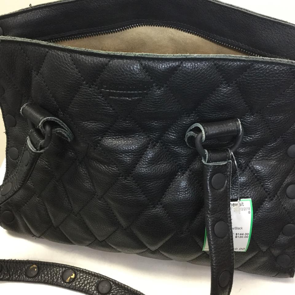 Hammitt Quilted Quilted Hammitt Black Tote Leather gqROxrg7Hw