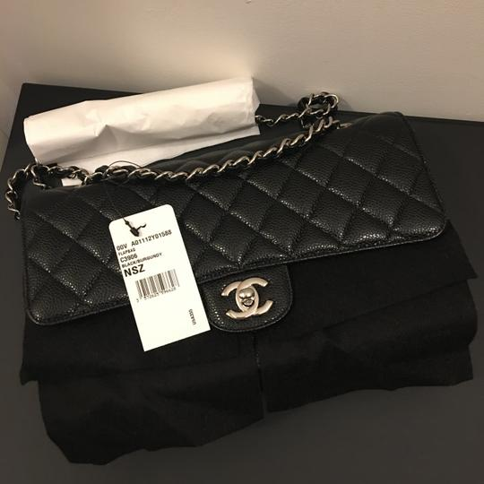 Chanel Classic Double Flap Caviar Timeless Shoulder Bag
