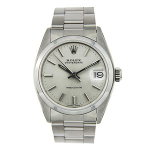 Rolex Rolex Datejust Stainless Steel with Silver Stick Dial 31mm