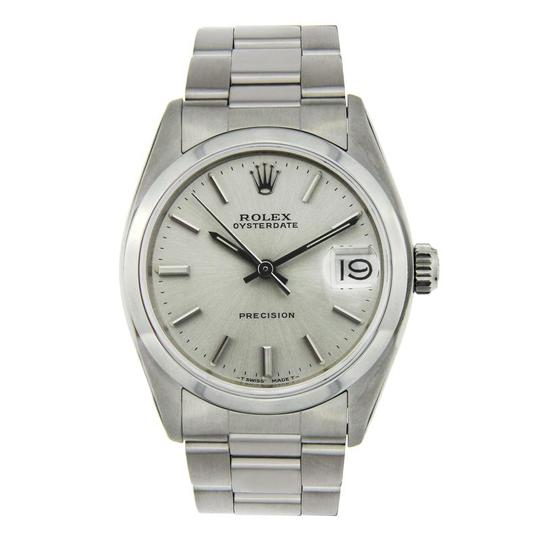 Preload https://item2.tradesy.com/images/rolex-silver-datejust-stainless-steel-with-stick-dial-31mm-watch-23848841-0-0.jpg?width=440&height=440