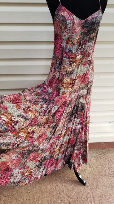 Fall Maxi Dress by Signatures