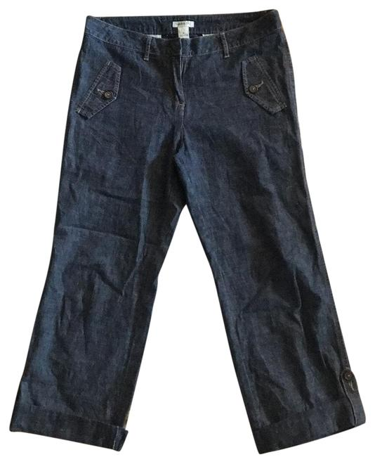 Preload https://item5.tradesy.com/images/blue-medium-wash-capricropped-jeans-size-6-s-28-23848849-0-1.jpg?width=400&height=650