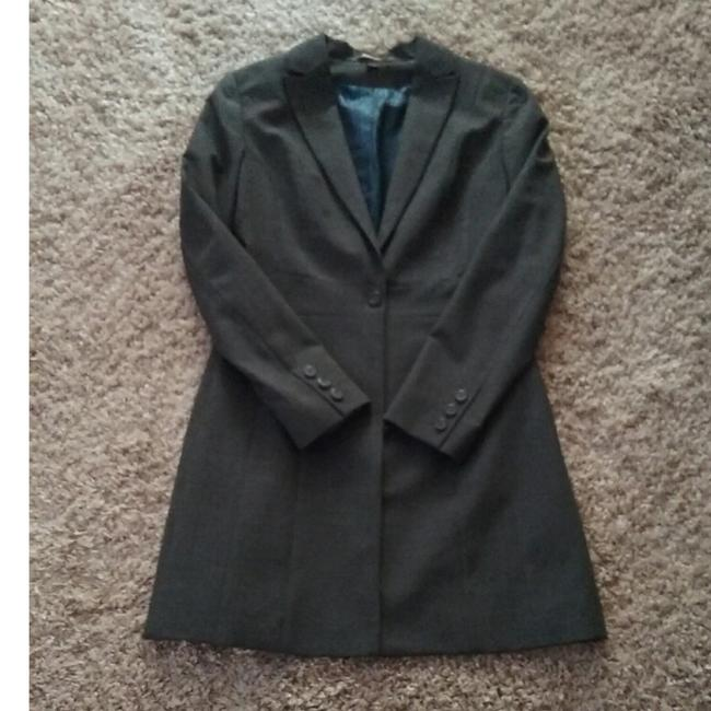 Express Gray long blazer