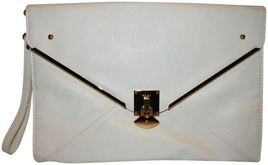 Preload https://item4.tradesy.com/images/lulu-guinness-by-white-polyurethane-clutch-23848888-0-1.jpg?width=440&height=440
