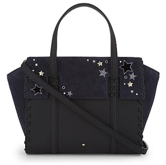Preload https://item3.tradesy.com/images/kate-spade-madison-avenue-twilight-stars-small-daniels-drive-abigail-blue-leather-cross-body-bag-23848897-0-0.jpg?width=440&height=440