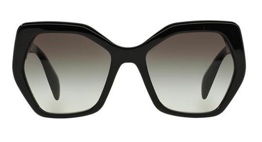 Prada Oversized Geometric Sunglasses
