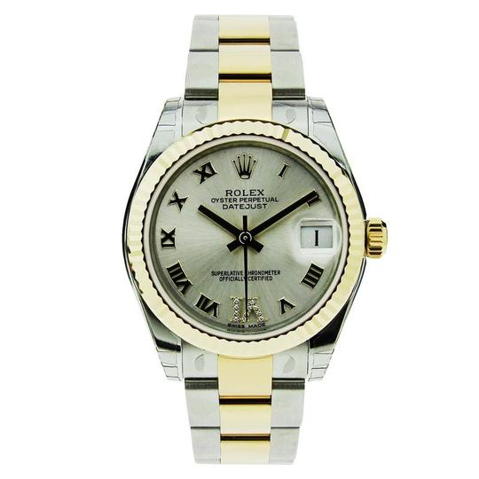 Preload https://img-static.tradesy.com/item/23848905/rolex-silver-datejust-stainless-steel-and-yellow-gold-with-diamond-6-marker-dia-watch-0-0-540-540.jpg